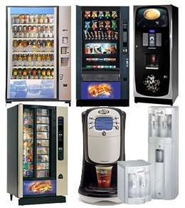 Vending Machines Leeds