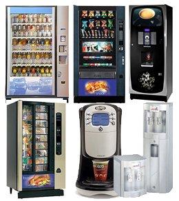 Vending Machines Leeds